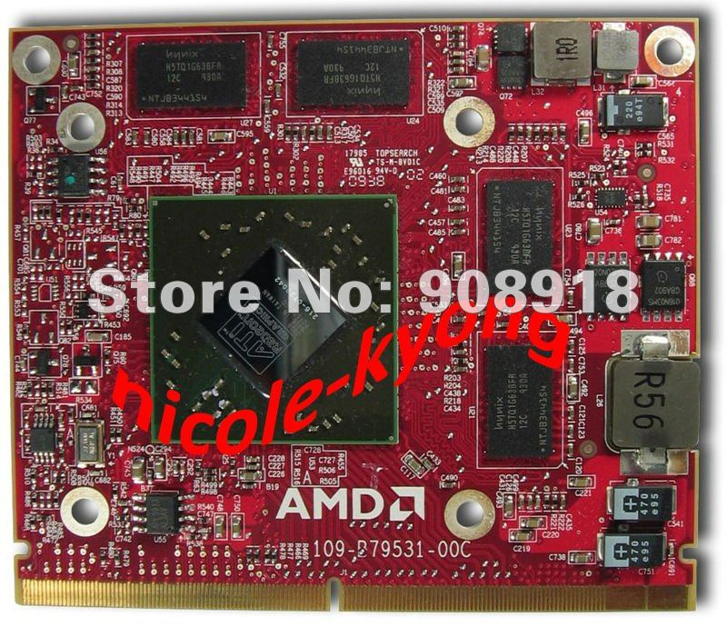for ACER X86 NV7800u NV7800u IdeaCentre B500 MSI 1656 ZINO HD PC laptop notebook HD 4650 HD4650 DDR3 MXMA VGA Video Card(China (Mainland))