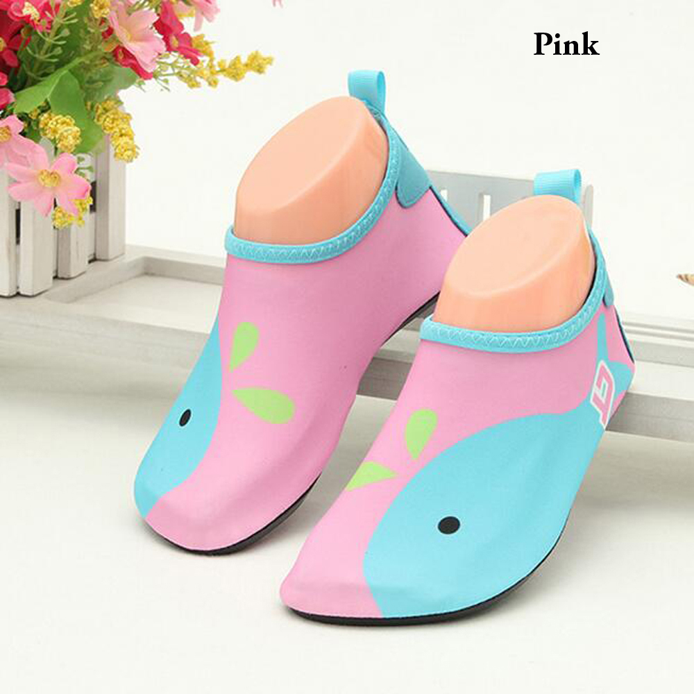 Children Swimming Fins Diving Socks Snorkeling Boots Neoprene Wetsuit Prevent Scratche Warming Non-slip Shoes SeasideCSY0552(China (Mainland))