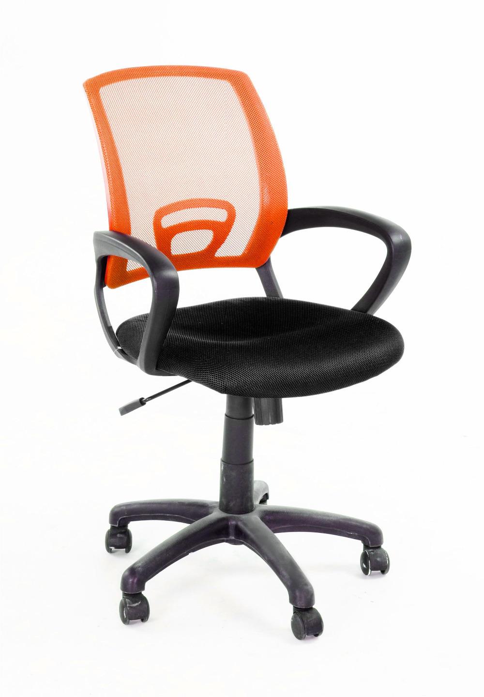 Comprar alta calidad naranja oficina for Sillas para computadora