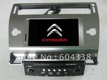 for Citroen C4 / Pallas/ Berline/ Sedan/C-Quatre/C-Triomphe ,GPS+CANBUS+BT+FM+Ipod+2G SD card with map(China (Mainland))