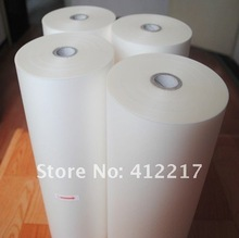 Free Shipping 0.32*100m/roll 25 mic BOPP laminatinf film for roll laminator 1 roll(China (Mainland))