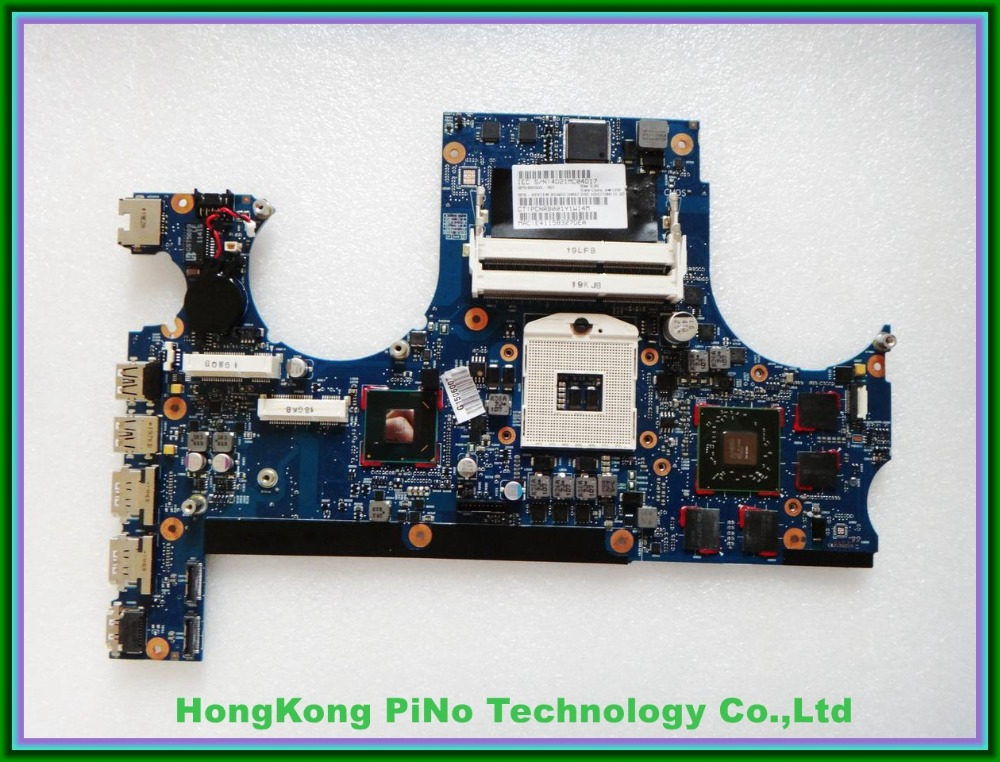 For ENVY 17 17-6000 laptop motherboard  HM65 DDR3 HD6770M 1G Non-integrated 665933-001100% Tested 60 days warranty<br><br>Aliexpress