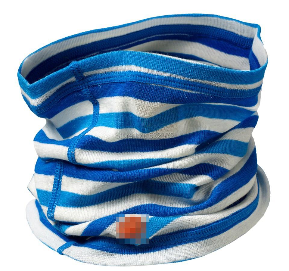 100%merino wool children tube scarf kids unisex outdoor thermal ring neckerchief collar scarfs headband muffler 5 COLOR CHOICES(China (Mainland))