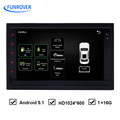 Corequad Android Original VW UI Car GPS Navigation Radio For Volkswagen Passat Golf 4 Polo Bora
