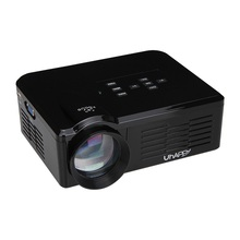 Uhappy BL35 HD TV Home Cinema Projector HDMI LCD LED Game PC Digital Mini Projectors Support 1080P Proyector 3D Beamer(China (Mainland))