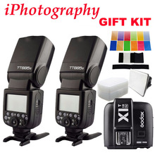 Buy Godox TT685N HSS External TTL flash Speedlite + X1T-N trigger Nikon D90 D7100 D5100 D5200 D3100 D3200 GIFT KIT for $119.00 in AliExpress store
