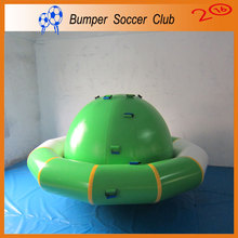 Free shipping ! Manufacturer ! Inflatable water games Inflatable water toys inflatable floating water saturn for sale(China (Mainland))