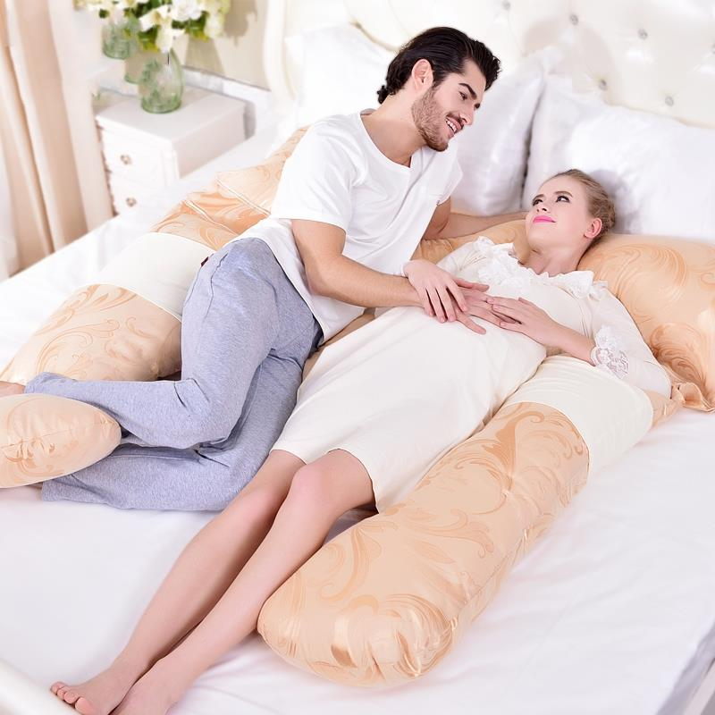 Pregnancy-Pillow-U-Shaped-Pillow-For-Side-Sleepers-Almofadas-Para-Cama-Bedding-Set-Pillow-As-Seen.jpg (800×800)