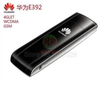 Unlocked huawei E392 4G LTE USB Modem 4G dongle E392u-92 4g usb stick supports LTE E392 e392u-22 e398 e392u-12