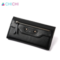 CHICHI Famous Brand Wallets Ladies 2016 Genuine Leather Luxury Women Wallet High Quality Soft Purse Long