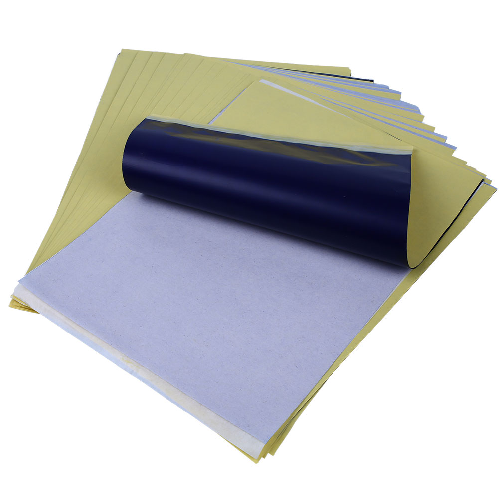 A4 Tattoo Thermal Carbon Transfer Stencil Papers Tattoo Supplies Tools Kits(China (Mainland))