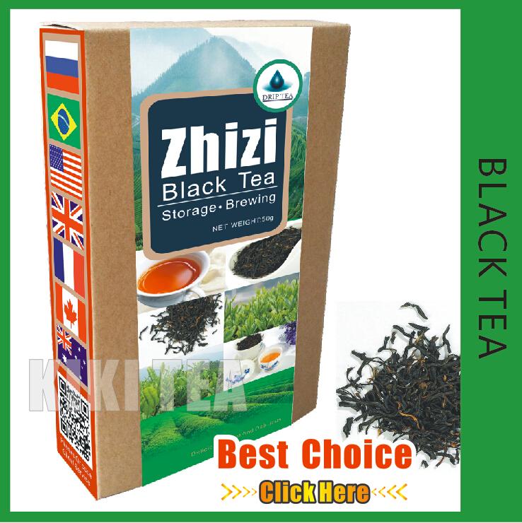 Black Tea Lapsang Souchong Tea Without Smoke Wuyi Chinese Strong Healthy QS Certification Direct Origin Chinese tea zhizi(China (Mainland))