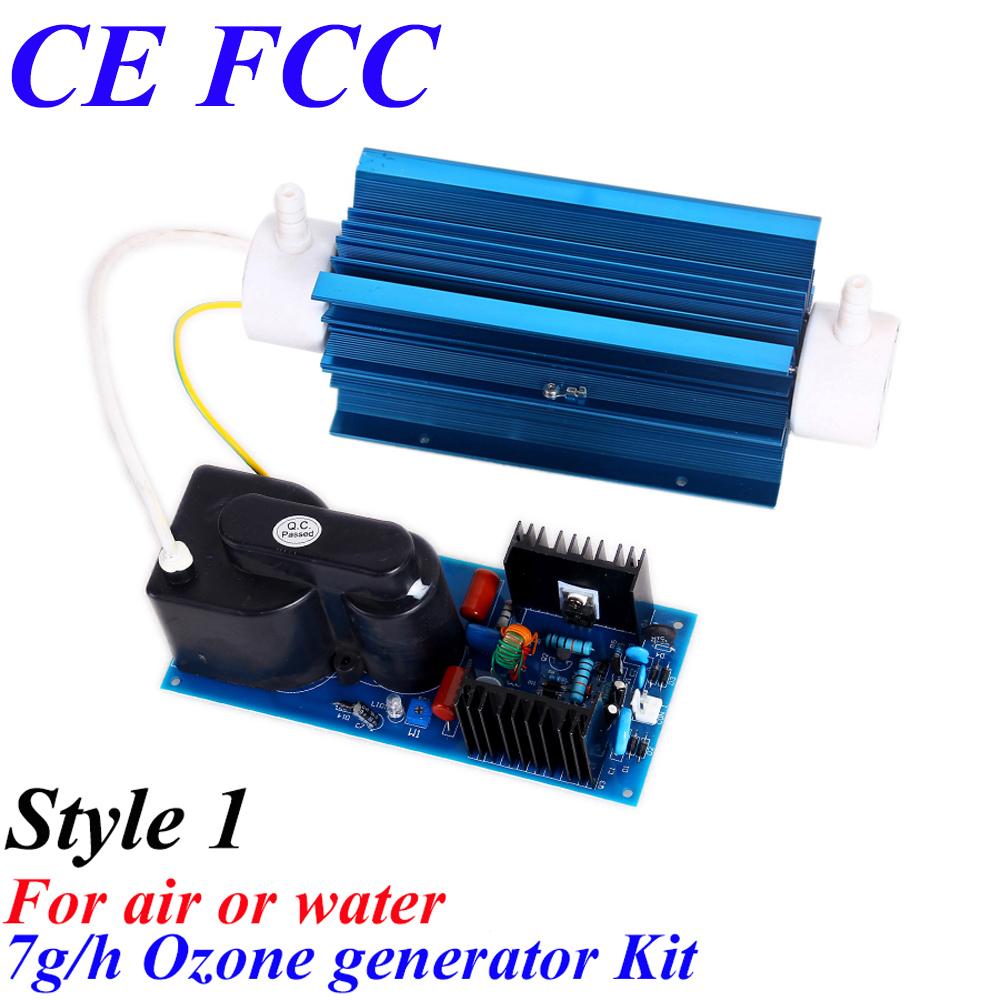 CE EMC LVD FCC water treatment equipment ozone<br>