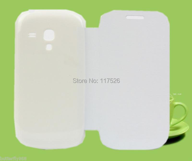 100pcs/lot original Back Battery cover + Flip case for Samsung Galaxy S3 Mini i8190 with Retail package +DHL free shipping