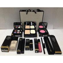 2016 New 9 Pieces Makeup Set  Eye Shadow Eyeliner Mascara Lipstick, Lip Gloss Blush Foundation Powder Makeup Set(China (Mainland))