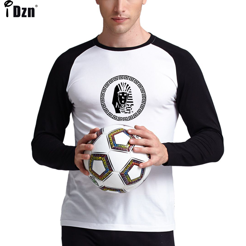 Spring Autumn Full Sleeve T Shirt Men Last Kings Graphic Tee Shirts Boy Black White Blue Tops Brand Quality Streetwear Clothes(China (Mainland))