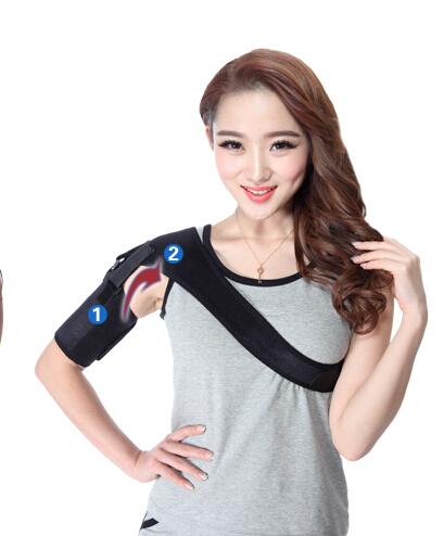 simple type fixed Shoulder brace Stroke hemiplegia rehabilitation brace shoulder subluxation Dislocation protection brace