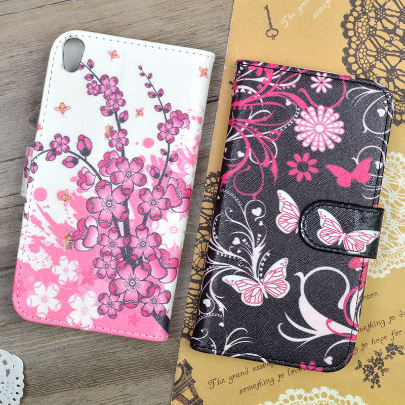 High Quality Painting PU Leather Hard Case For Sony Xperia XA / XA Dual F3113 F3112 F3115 Mobile Phone Cases(China (Mainland))