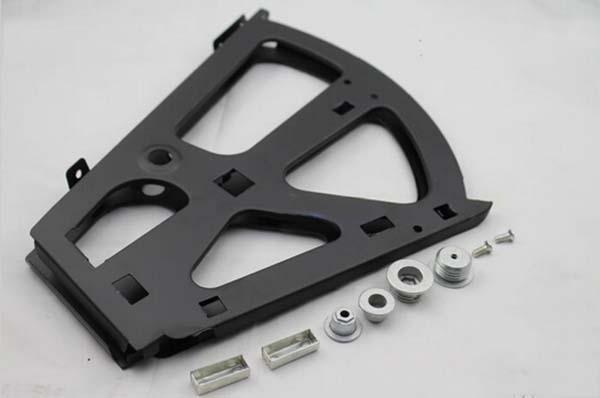 Cabinet hinge two layer shoe turning frame hidden shoe rack shoe iron flap hinge all metal parts CP194(China (Mainland))