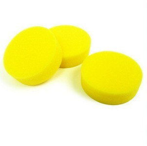 24pcs Wholesale Waxing Polish Wax Foam Sponge Applicator Pads Clean Car Glass Cheap Cleaner Free Shipping(China (Mainland))