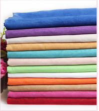43763 50*145CM stain suede fabric for Tissue Kids Bedding textile for Sewing Tilda Doll, DIY handmade materials(China (Mainland))