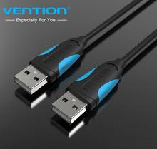 Vention Usb Data Cables Male to Male 2.0 Cable Usb Extension Cale USB 2.0 Computer Connector Cables(China (Mainland))