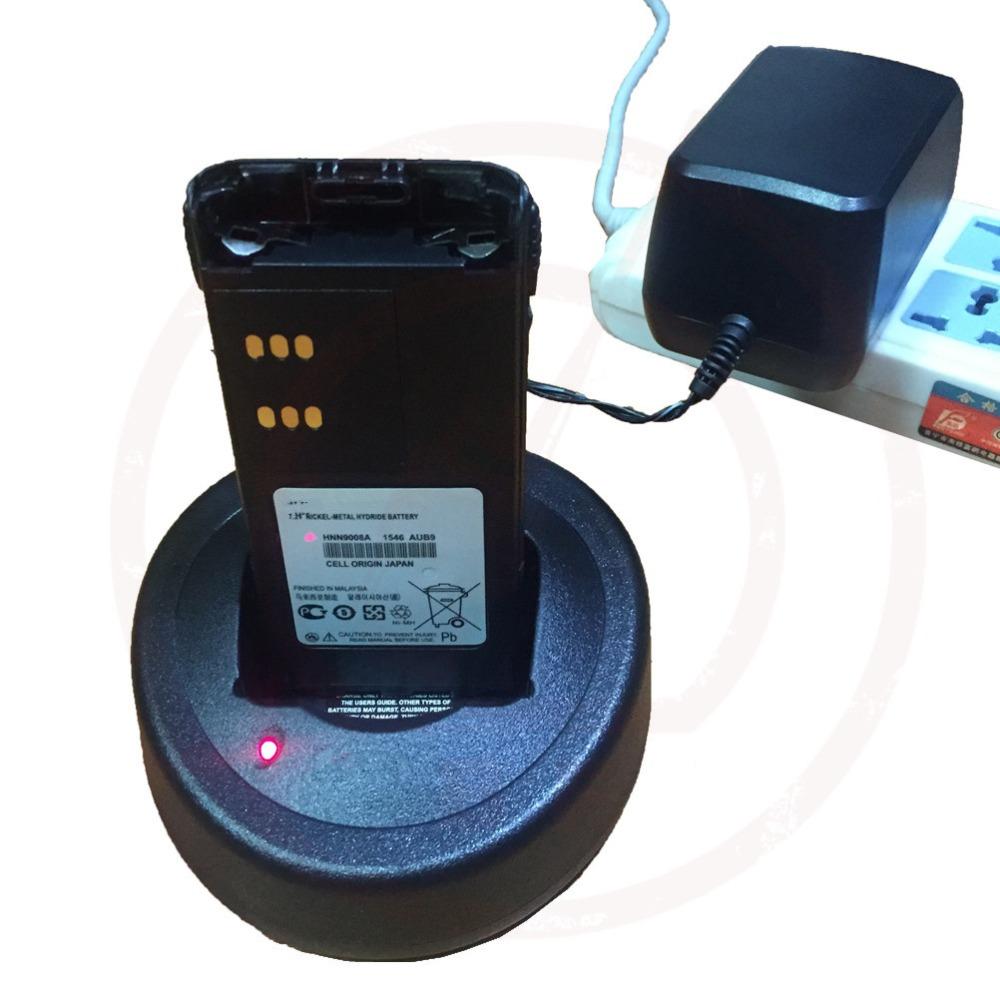 Battery Charger 220v for Motorola Radio for GP328 GP338plus GP344/628/plus(China (Mainland))