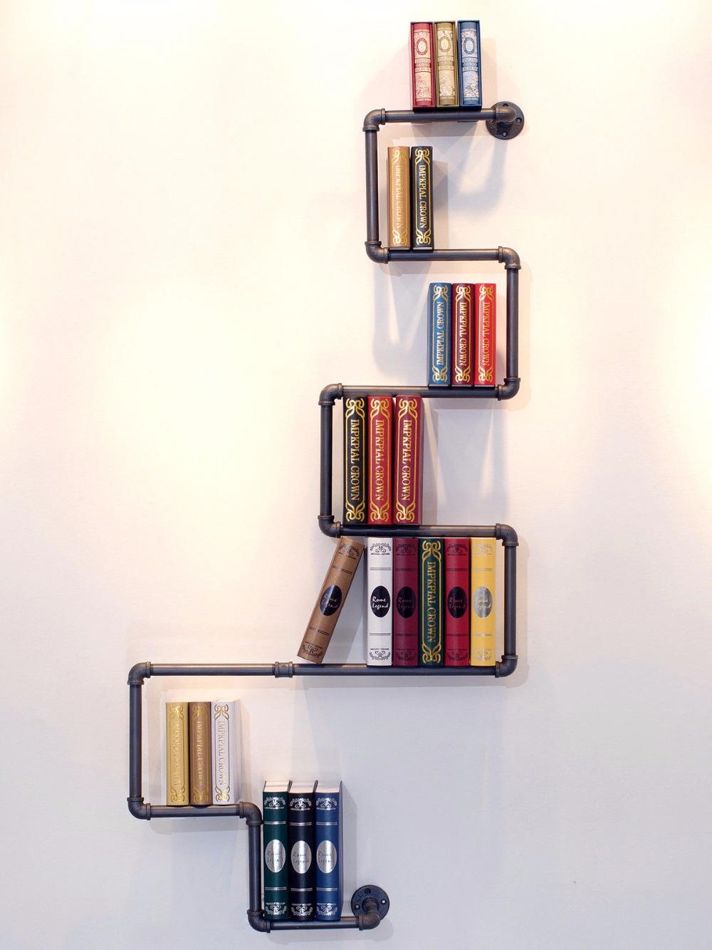 Ingrosso di alta qualità parete libreria scaffale da grossisti ...