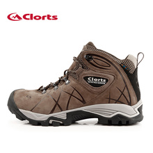 Clorts Men Hiking Boots Professional Mountaineering Shoes Waterproof Climbing Outdoor Man HKM-802A - CLORTS Footwear Store store