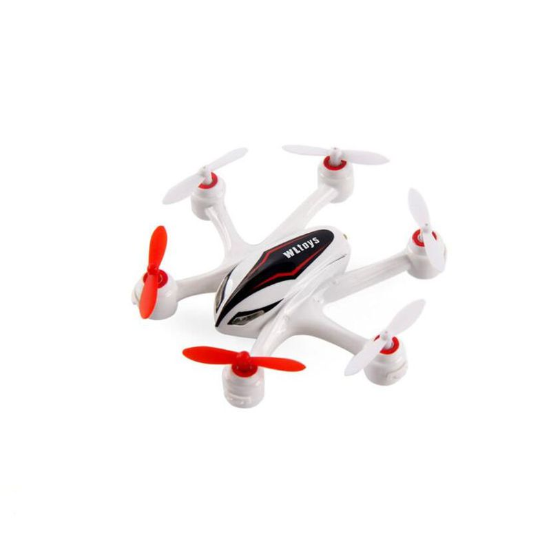 WLtoys 2.4G 4CH 6 Axis Micro Drone Aeromodelo Helic Drone Control Helicopter Rc Copter Quad Heli Quadri Dron Helicoptero(China (Mainland))