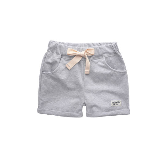 Cotton Baby Kids Shorts 2017 Children Summer Short Pants For Boys Thin Toddler Shorts Casual Clothing 2-6 Years