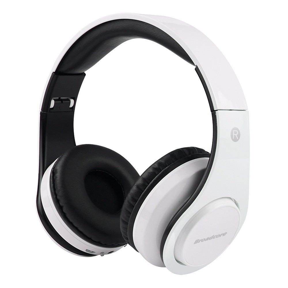 Foldable Over Ear Wireless Bluetooth Stereo Headphone with Microphone Tf Card Stereo for iphone 6s plus samsung android