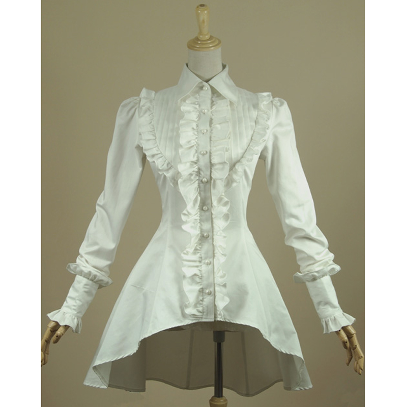 Vintage White Shirt 13