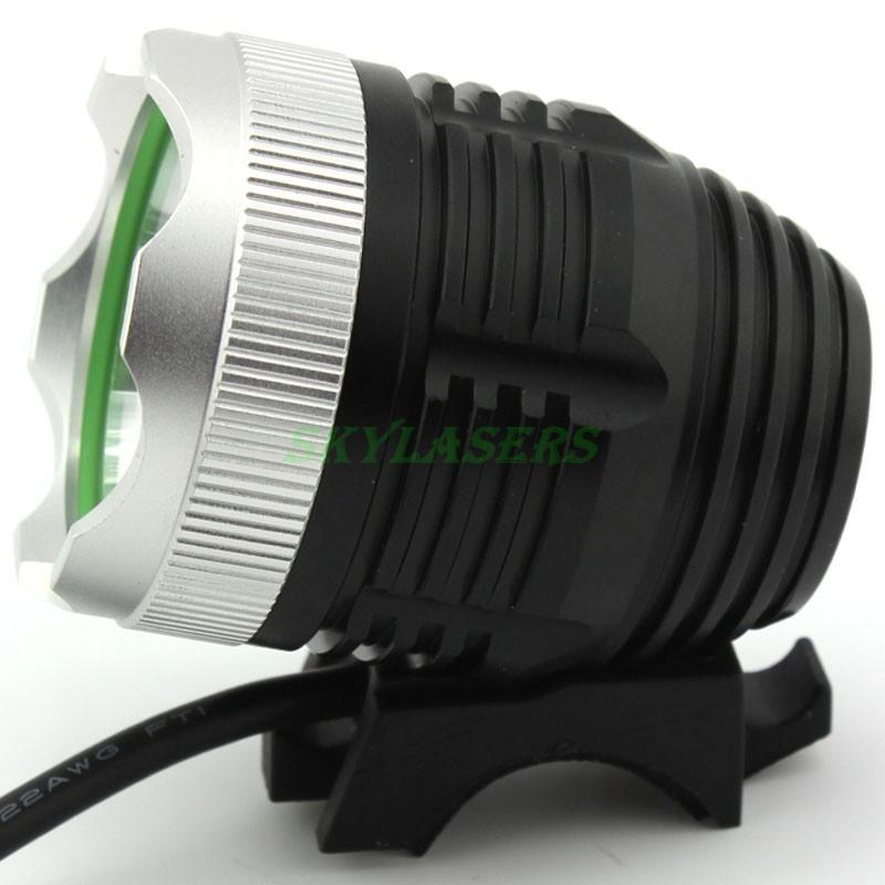 bike light CREE XM-L T6 1800 Lumens LED Headlamp Headlight Rechargeable Lamp Light & 4x 18650 battery pack & Charger(China (Mainland))
