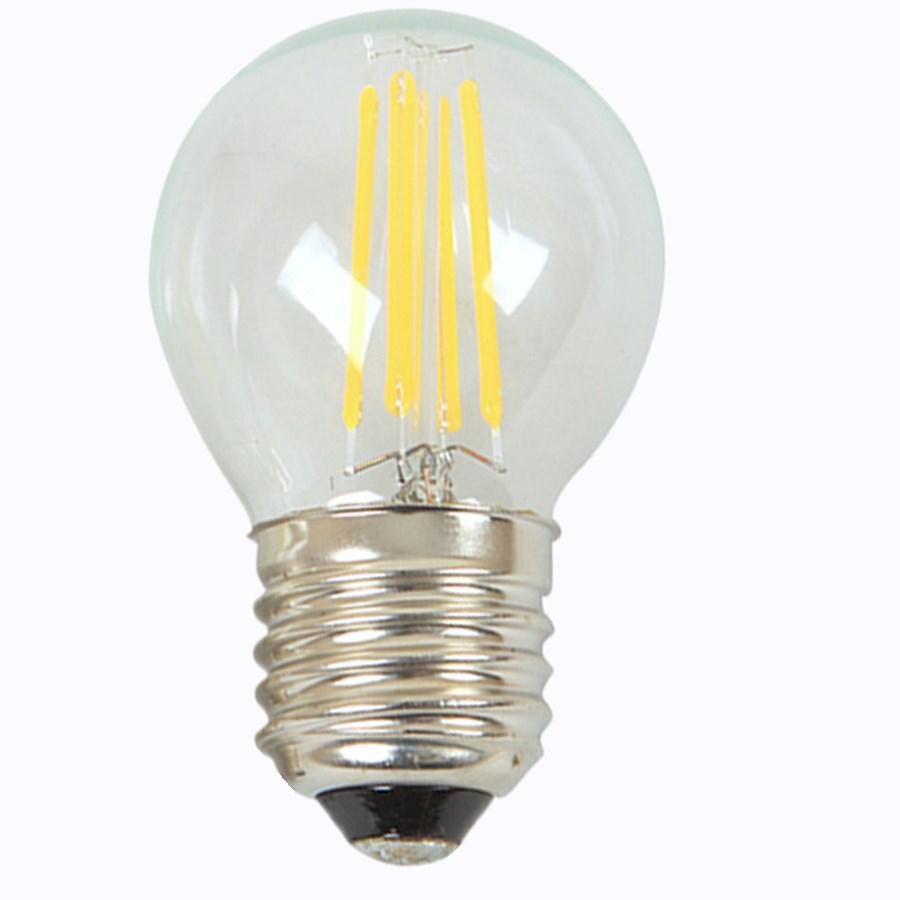 Lampada LED e27 e14 bulb lampada spot light candle filament 2W 4W 220V 230V glass warm cold white high technology new 2016<br><br>Aliexpress