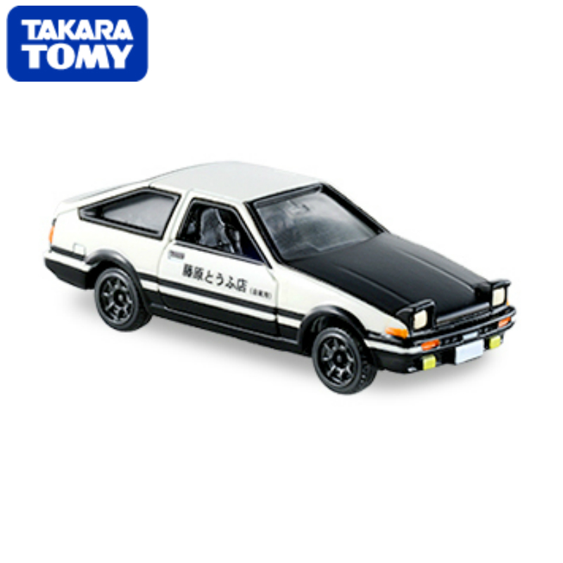 Tomica Tomy INITIAL D AE86 Trueno 1/61 Cars Matchbox (Silver Mica Metalic) Kids Toy Gift(China (Mainland))