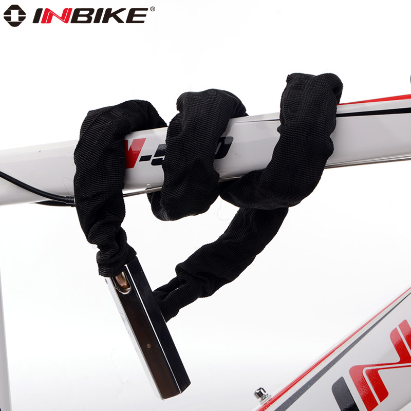 Inbike bicycle lock magnetic card chain electric motorcycle anti-theft accessories