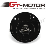 GT Motor – Motorcycle New CNC Aluminum Fuel Gas CAPS Tank Cap tanks Cover With Rapid Locking For DUCATI 848 & 1098