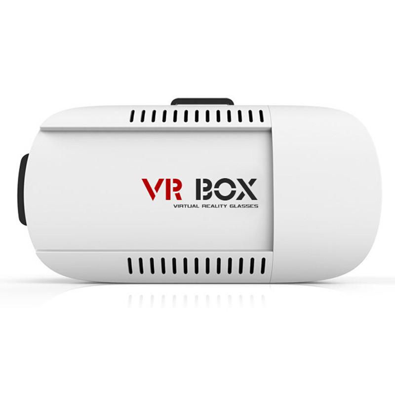 "Google Cardboard VR BOX Head Mount VR Virtual Reality 3D Glasses for 3.5"" - 6.0"" Smart Phone + Bluetooth Remote Control Gamepad(China (Mainland))"
