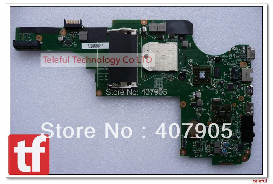 FREE SHIPPING Motherboard for HP DV5 DV5T DV5-2000 598225-001 Model(China (Mainland))