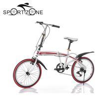 Lixada 6 Speed, 26 inches, Folding Bike, Mountain Bike, Front + Rear V-brakes, Carbon Steel U8 Frame, Cycling Bicycle Bike(China (Mainland))