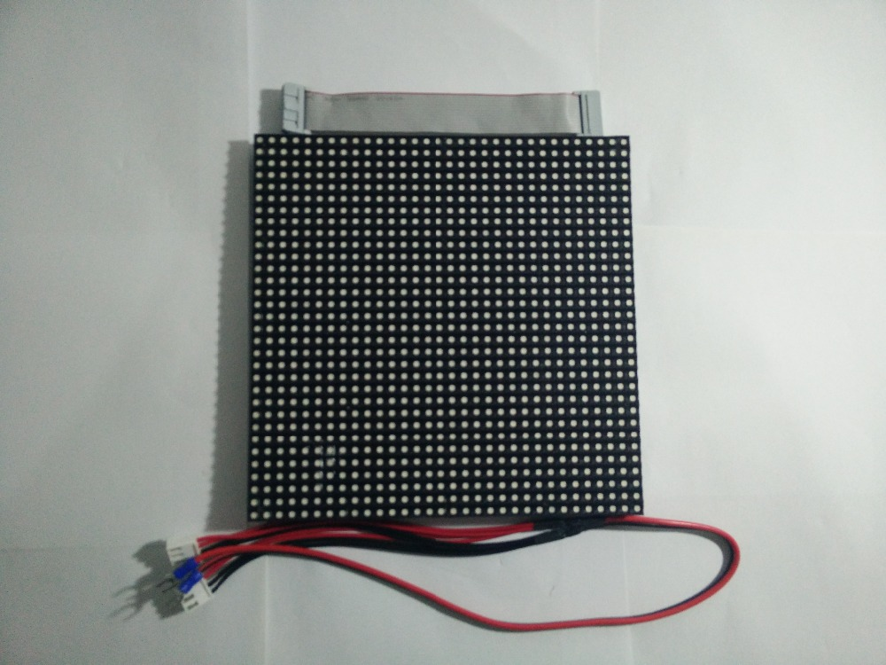 High Quality SMD3535 Outdoor P6 LED Modules Outdoor P6 LED Panel for Outdoor P6 LED Display 1/8 Scan 192*192mm DHL FEDEX Ship(China (Mainland))