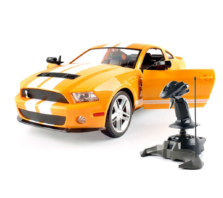 Licensed 1/14 Ford Mustang RC Car Remote Control Toys with Package Box(China (Mainland))