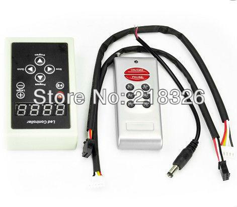 Dream Color Controller for 5050 RGB LED 6803 IC Chip Dream Magic Digital LED Strip light DC12V(China (Mainland))
