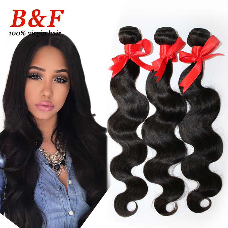 Rosa Hair Products Brazilian Virgin Hair Body Wave 4 Bundles Brazillian Human Hair Weave Cheap Brazilian Body Wave Virgin Hair