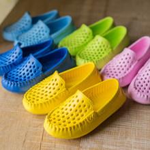 2015 été garçons fond mou creux jardin chaussures filles sandales respirant chaussures antidérapantes enfants sabots chaussures(China (Mainland))