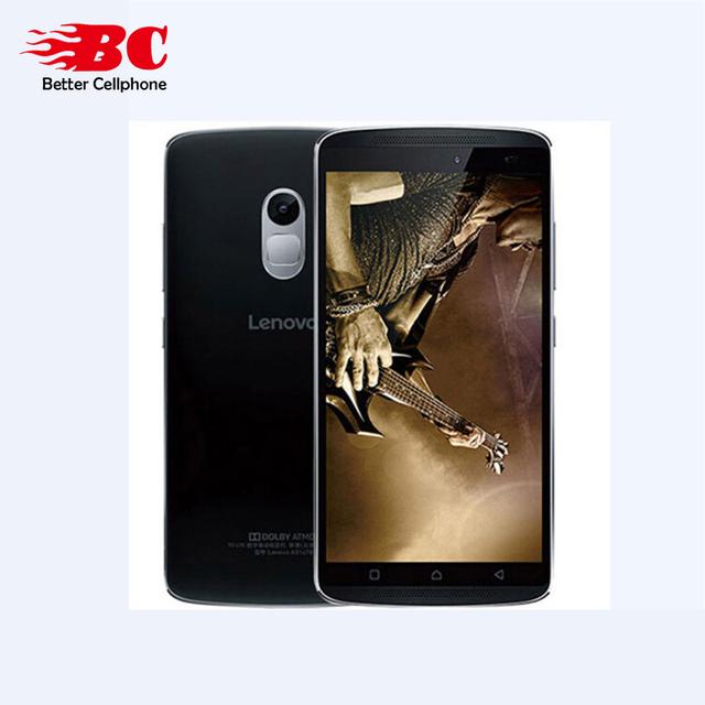 "Оригинал Lenovo X3 Lite MTK6753 Octa Core FDD LTE 4 Г 2 Г RAM 5.5 ""Android 6.0 1080 P 13.0MP 3400 мАч Отпечатков Пальцев ID Мобильных Телефонов"