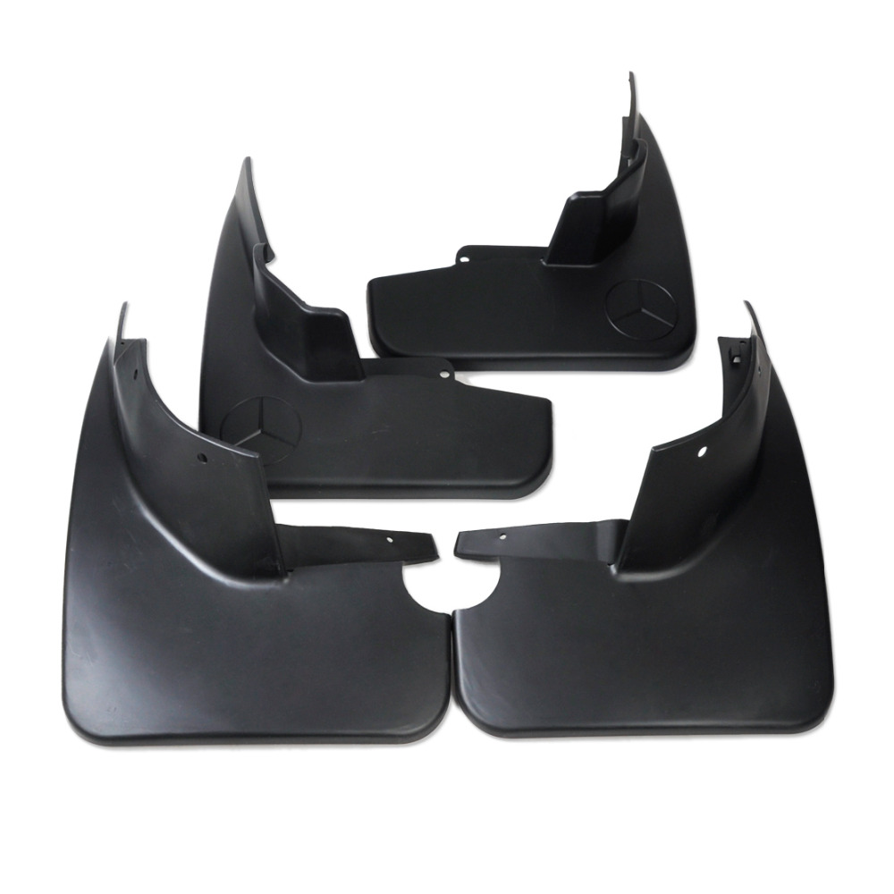 Mercedes w164 for Mercedes benz ml350 mud flaps