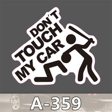 A-359 Tide Brand Car Scratch Stickers Pvc Waterproof Suitcase Stickers Affixed Leaflet Cartoon Dead Fly Slip A Stick(China (Mainland))