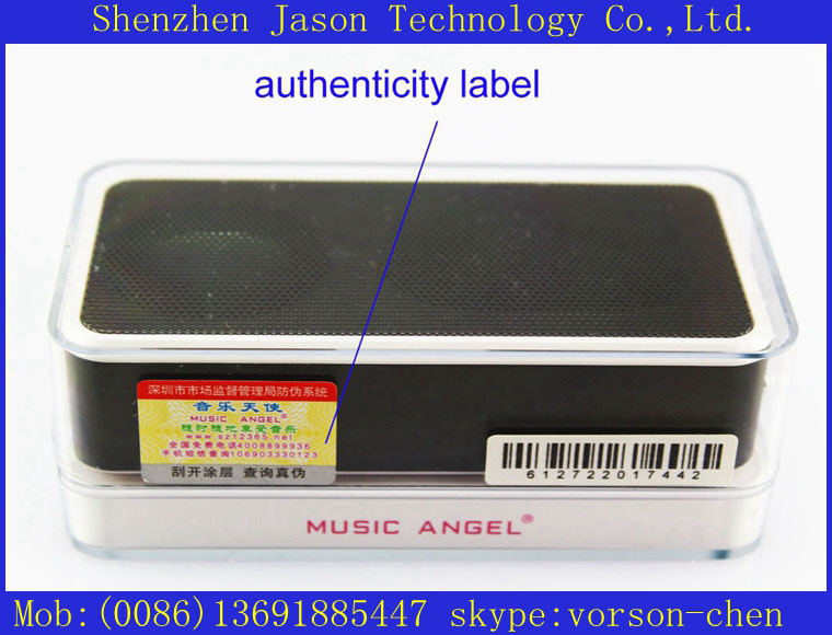 backpack with speaker built in amplifier with usb port(China (Mainland))